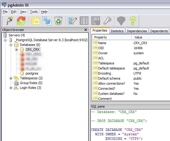 openCRX v2 5 2 Installation Guide for PostgreSQL 8